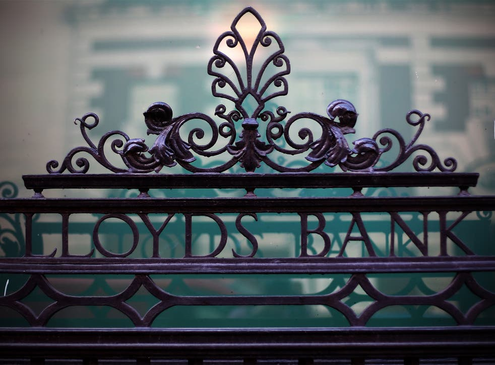 Lloyds surprised the market by saying that it would beat expectations for profit margins