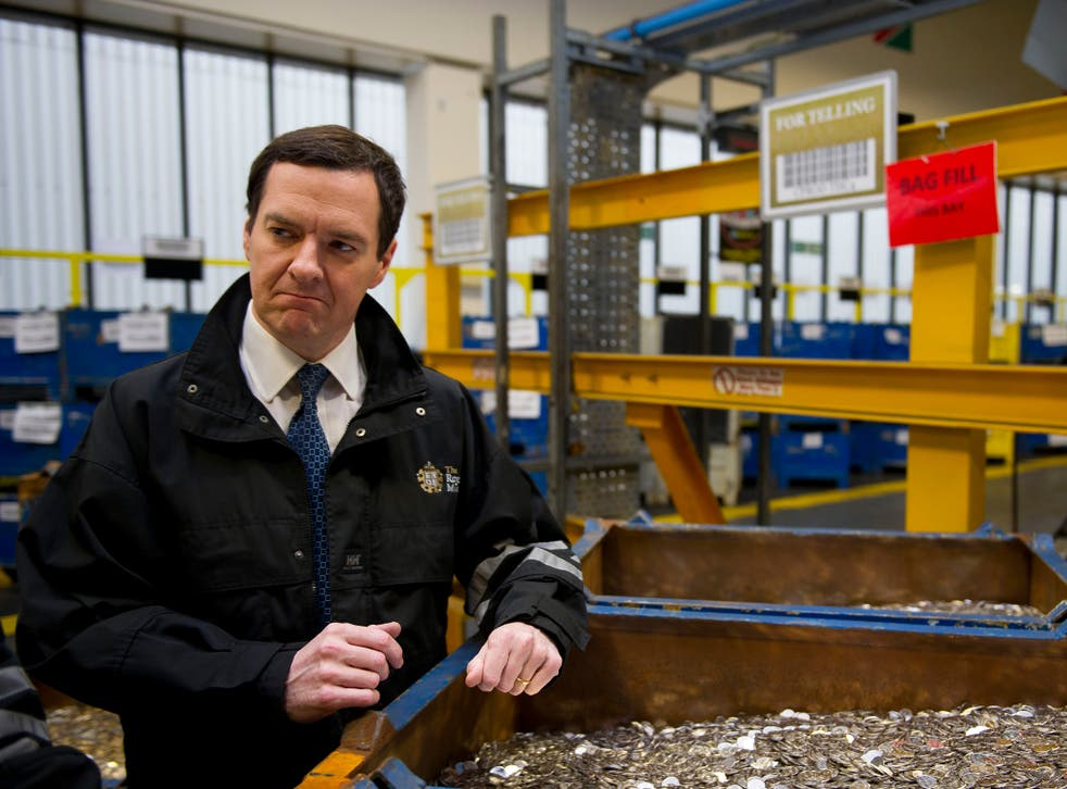 "George Osborne heralded the ""march of the makers"" in his 2011 Budget"