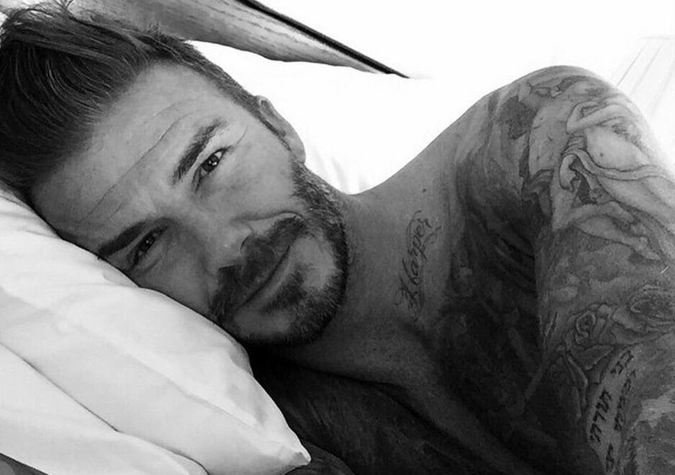 David Beckham Joins Instagram On His 40th Birthday Before