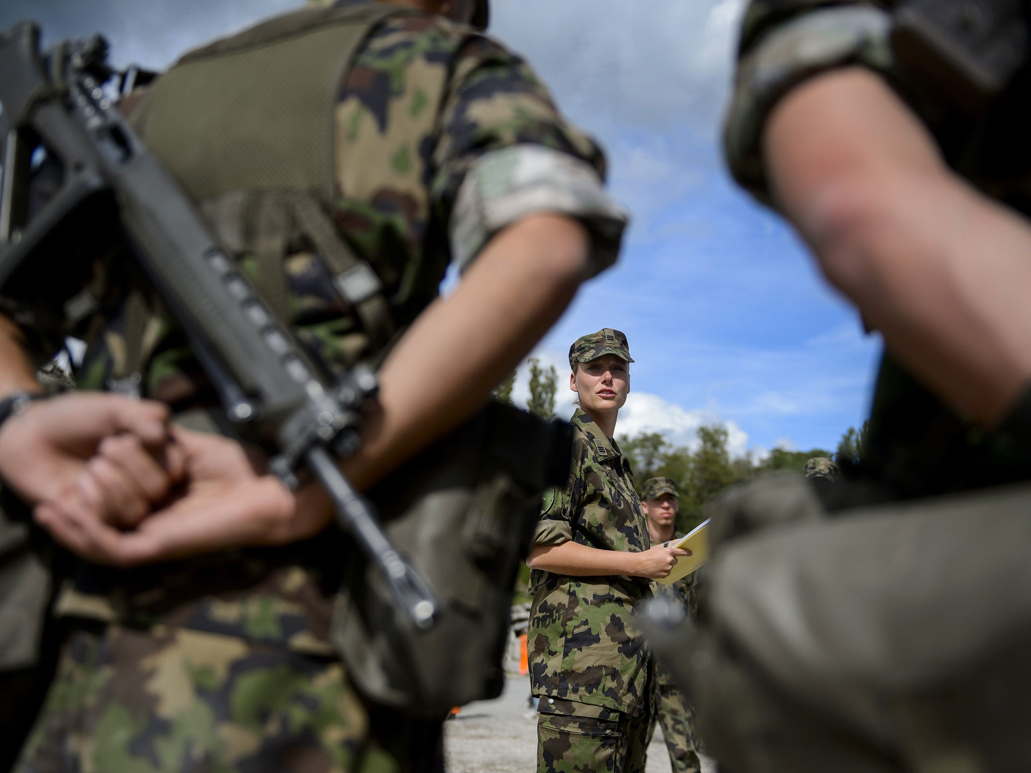 Which country would be hardest to invade? | The Independent