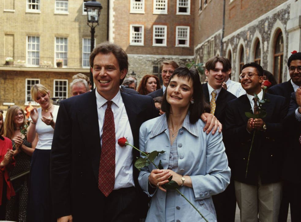 <p>Tony and Cherie Blair acquired the property in Marylebone in 2017 </p>