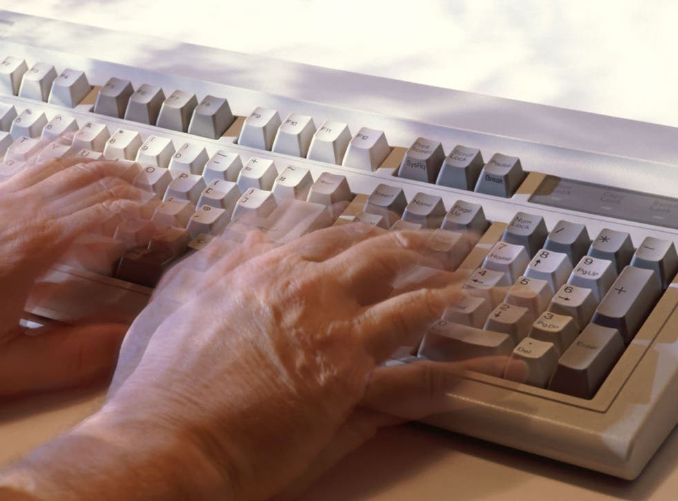 Using your keyboard could be quicker