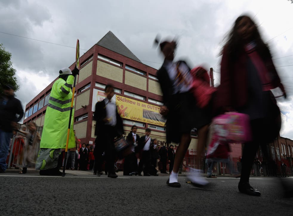 File image: Teachers from Birmingham schools at centre of 'Trojan Horse' inquiry among those offered gagging orders