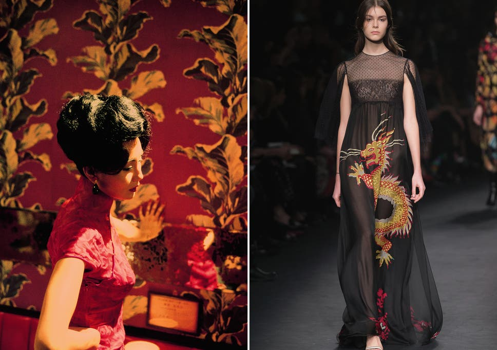 China S Influence On Fashion At The Top Of The Game Both Creatively And Commercially The Independent