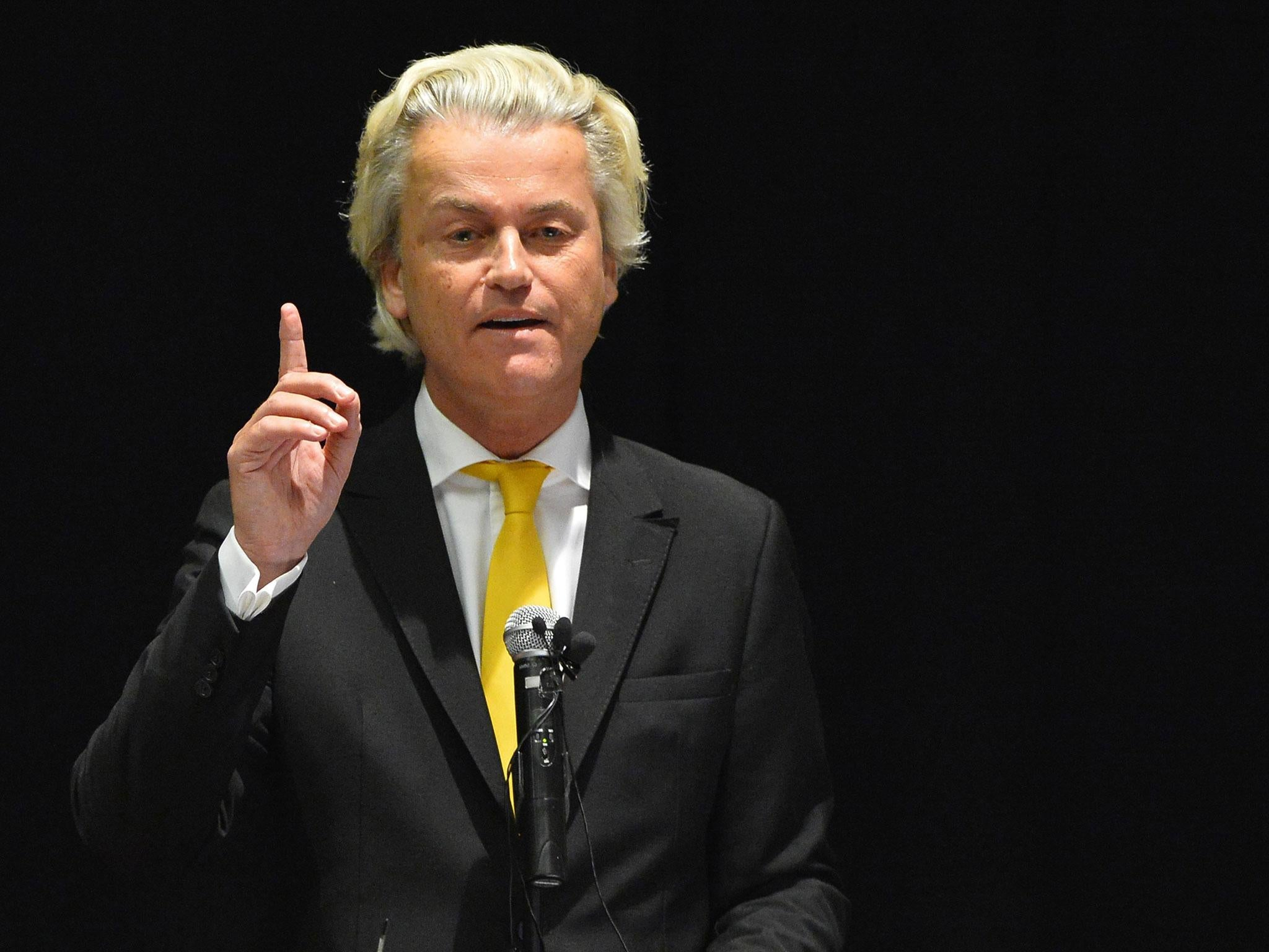 Geert Wilders: The far-right Dutch politician making a career out of discriminating against ...