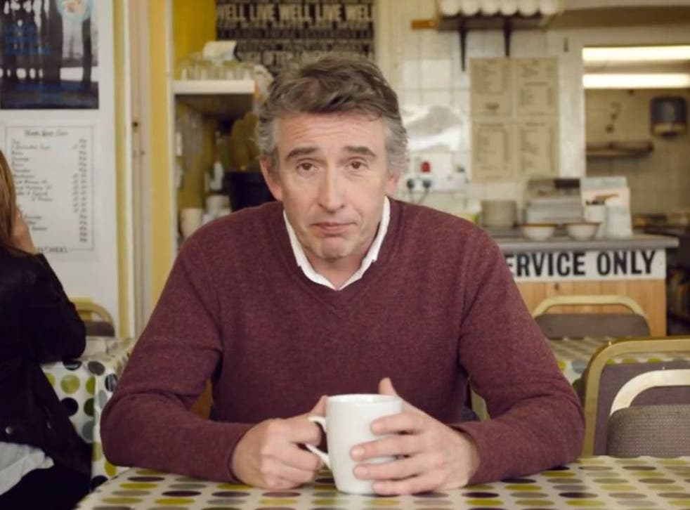 Alan Partridge actor Steve Coogan has backed Labour in the 2015 election