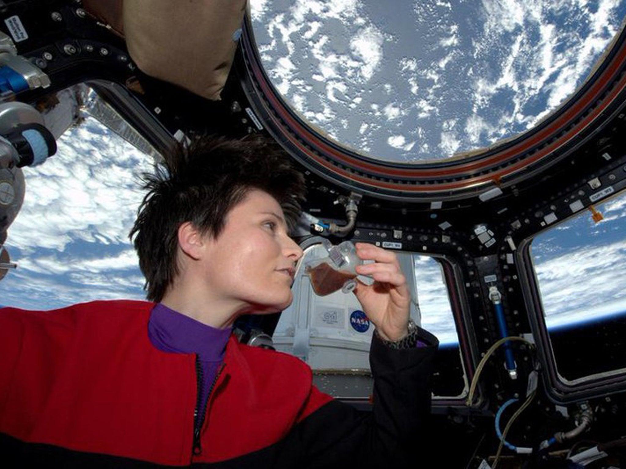 international space station oldest astronaut - photo #36