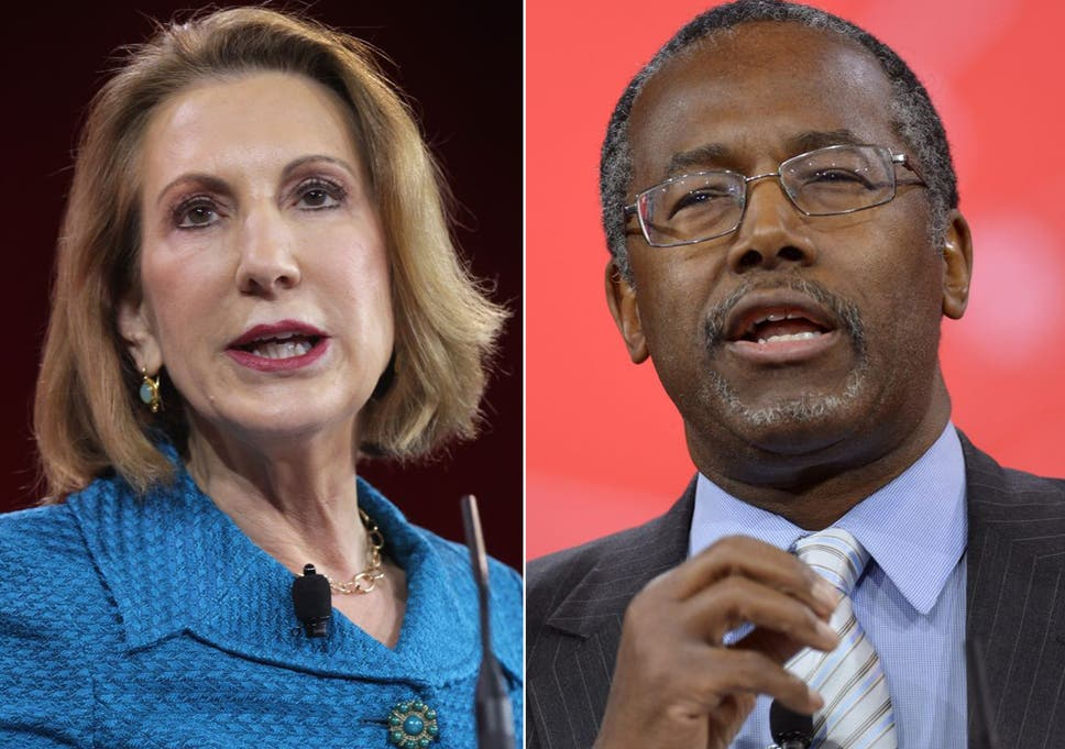 US Presidential race: Businesswoman Carly Fiorina and retired