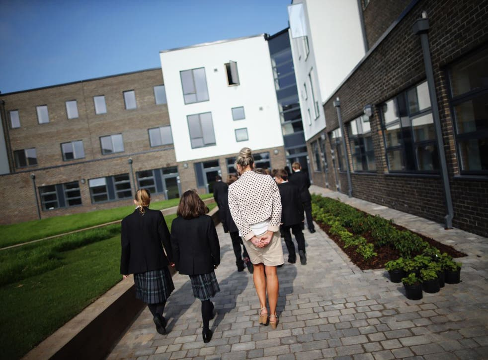 Holyport College intends to provide boarding for half of its planned 500 pupils