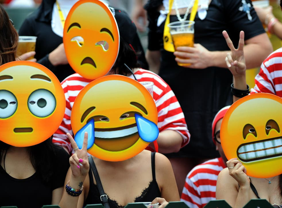 Emoji are rapidly becoming the language of the internet