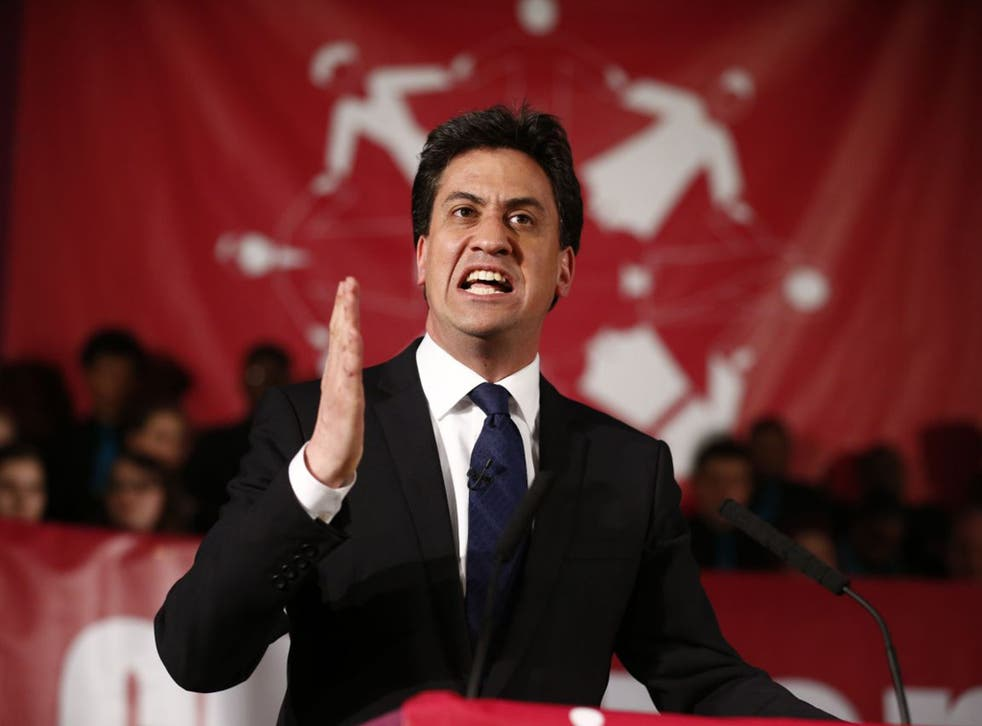 Ed Miliband and Labour hold the view that a prime minister should resign if it is clear he is unlikely to command the confidence of the Commons
