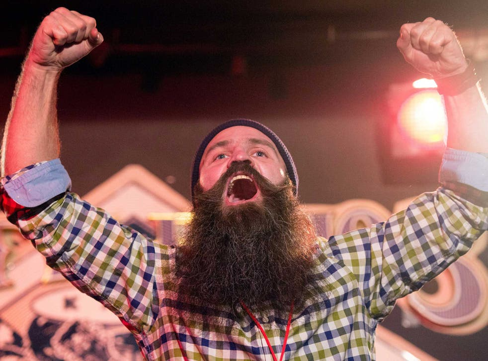 Men with beards rejoice: Your beard probably doesn't harbour faeces-like bacteria