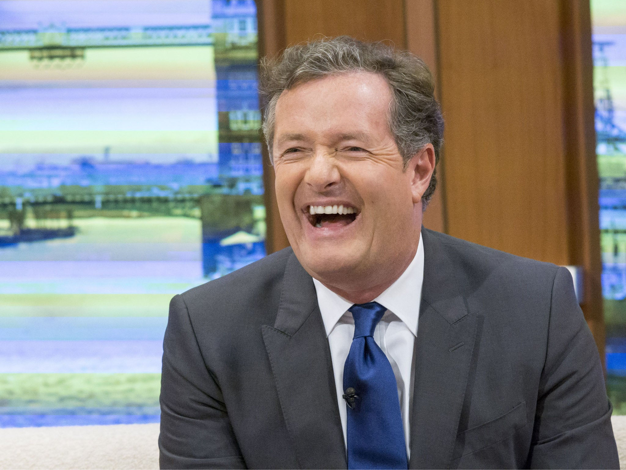 Watch Piers Morgan asked to explain phone hacking comments video