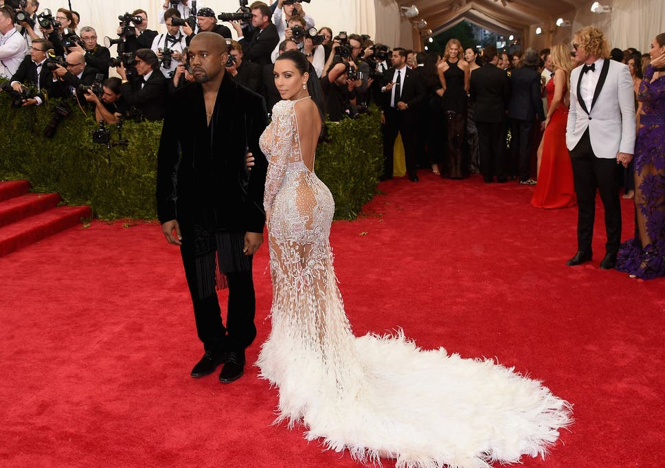 4a461e2395e Kim Kardashian s Met Gala dress was inspired by Cher