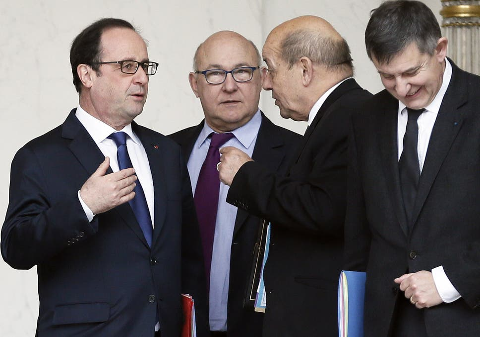 Politician and 'friend of President Francois Hollande' said