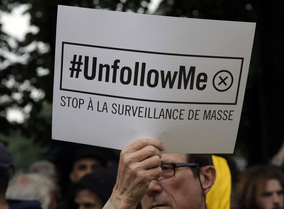 Critics claim the law legalises mass surveillance and infringes civil liberties