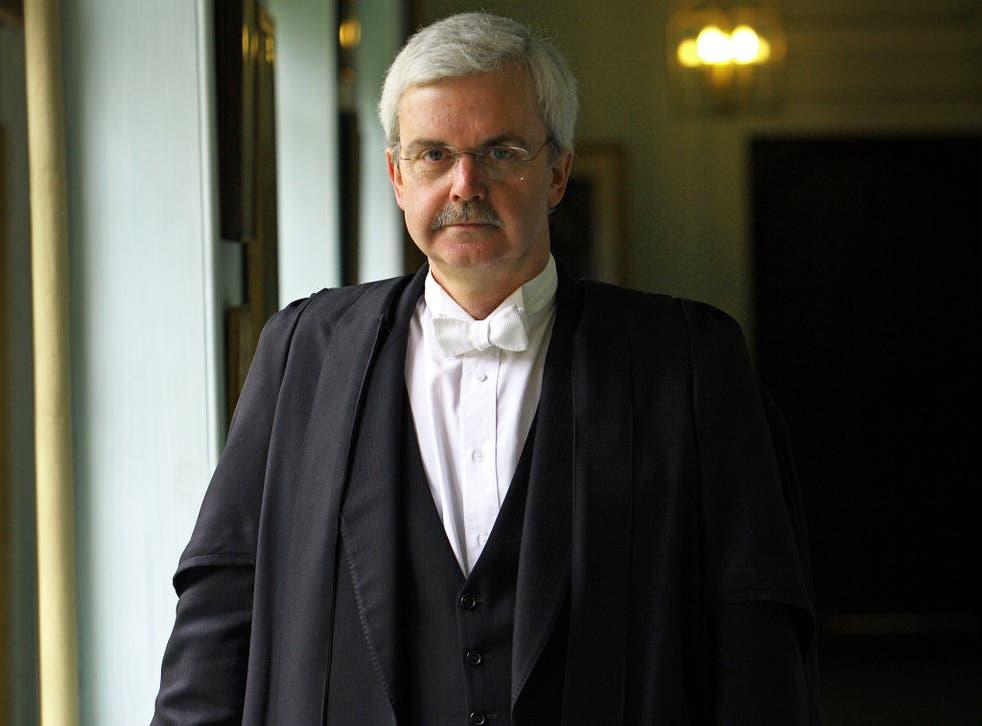 Tony Little, the headmaster of Eton College