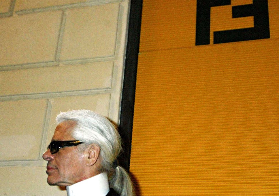 2305d7b17e Karl Lagerfeld's 50 years at Fendi: New book celebrates fashion's  record-breaking marriage
