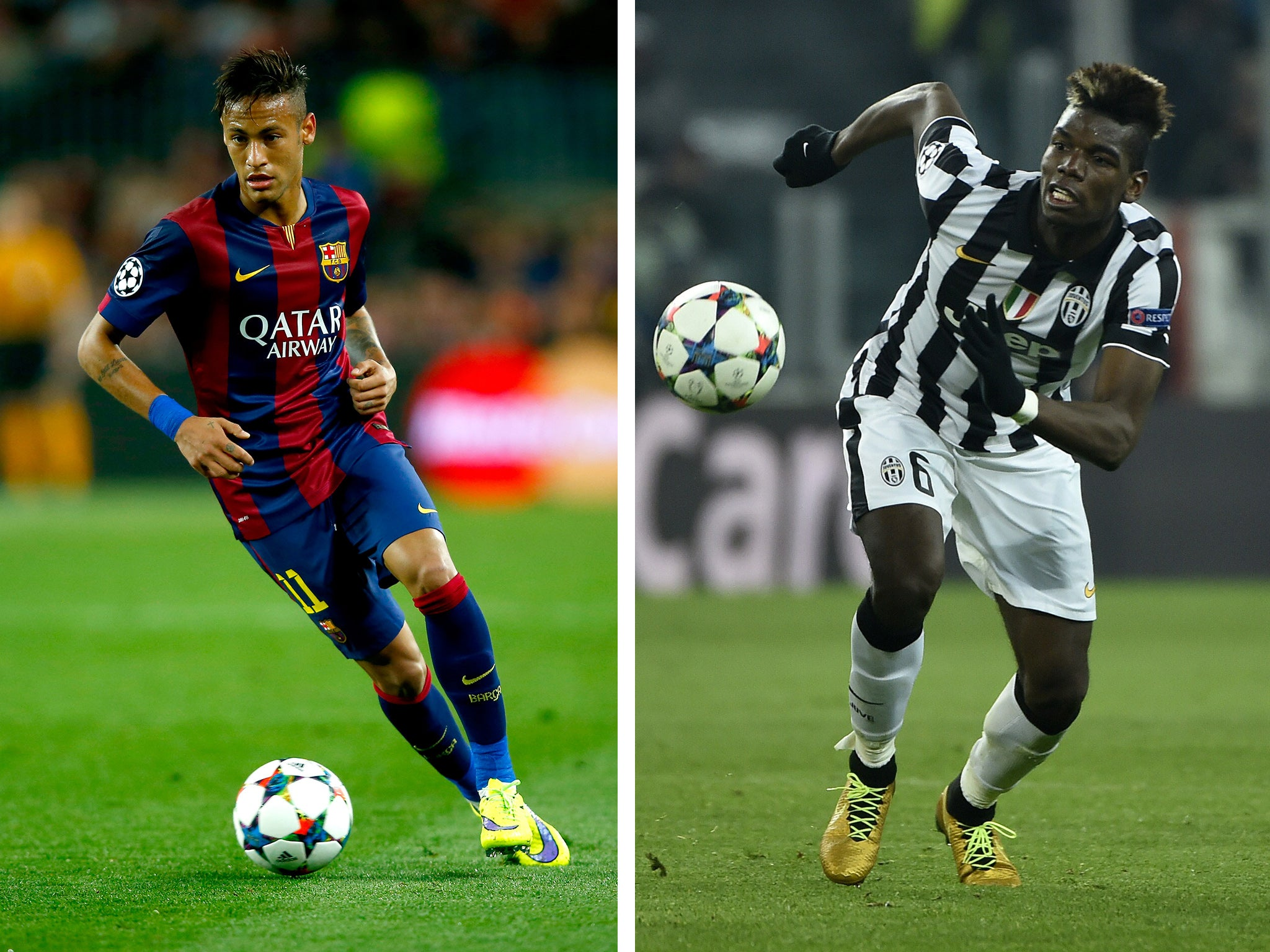 Paul Pogba To Barcelona? Neymar Will 'open The Gates' For