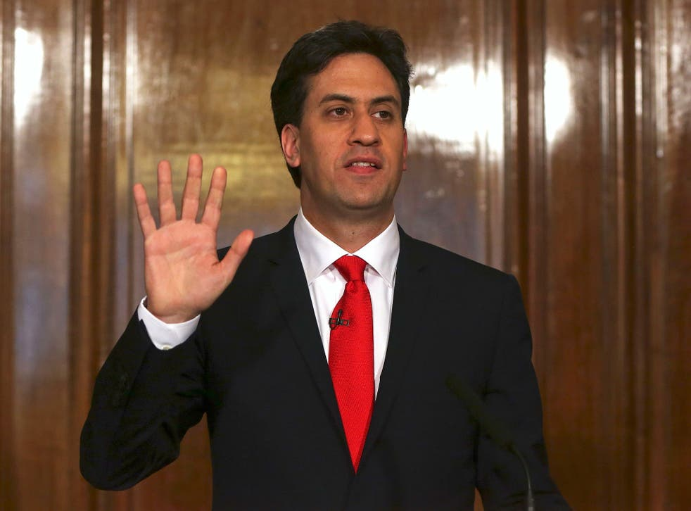 If London were a city-state, Ed Miliband would have been installed as Prime Minister