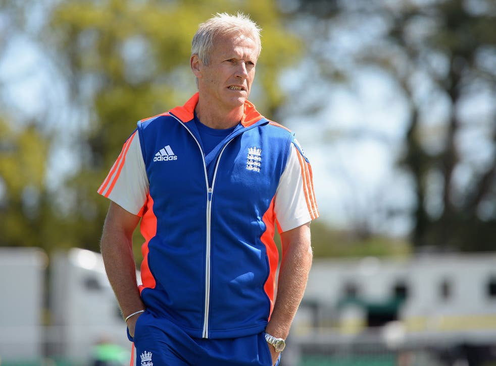England head coach Peter Moores looks sets to be sacked