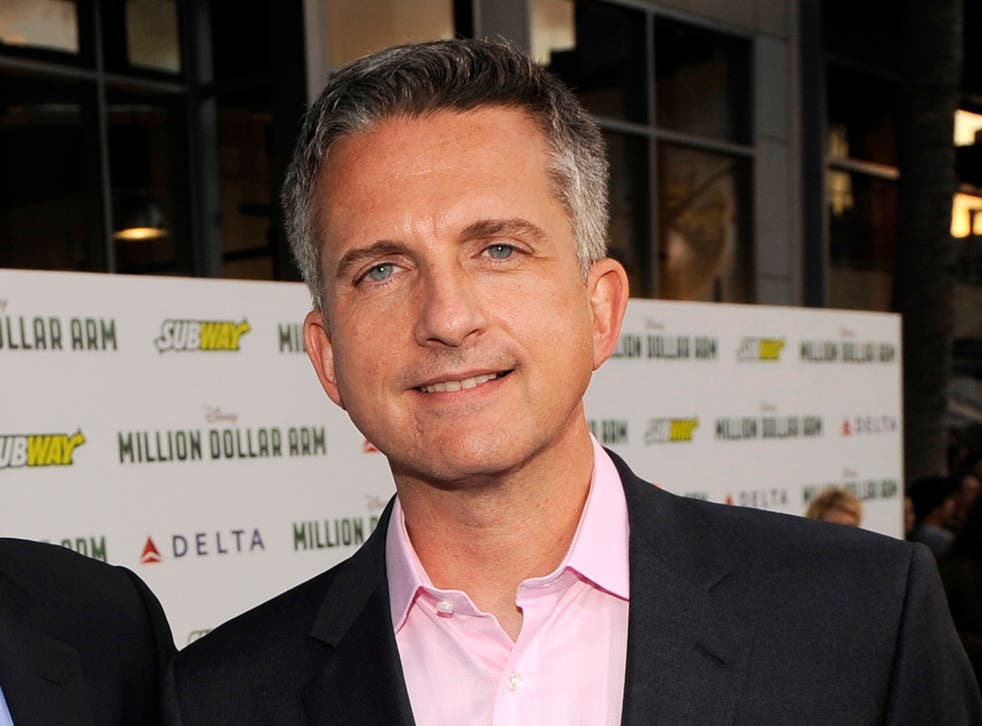 Sports analyst and personality Bill Simmons