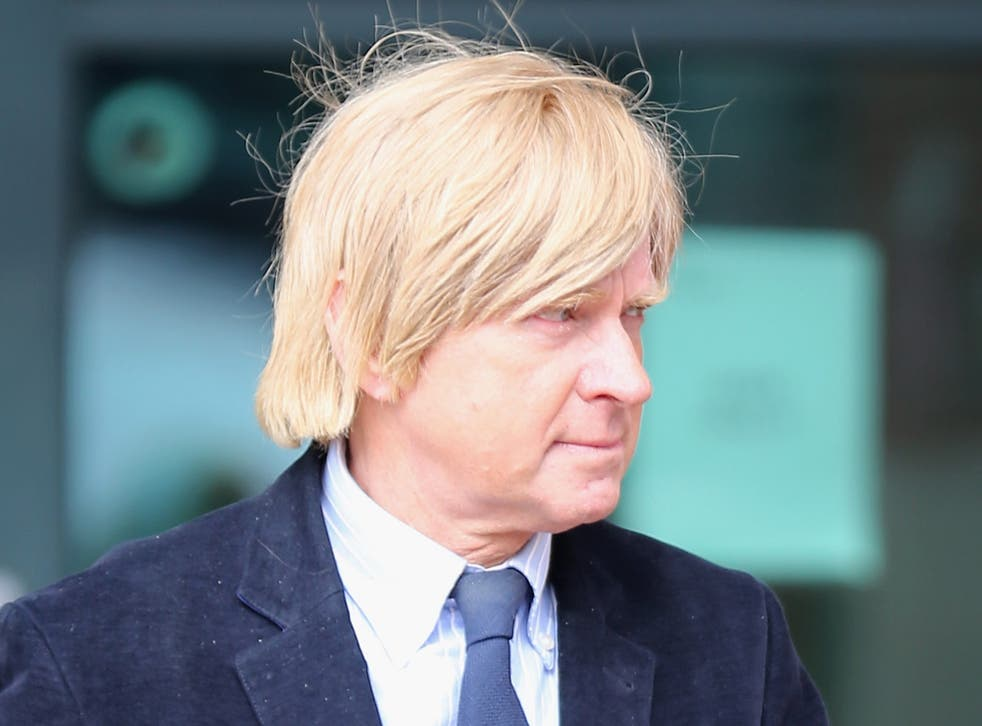 Michael Fabricant, the  re-elected MP for Lichfield – and our secret candidate