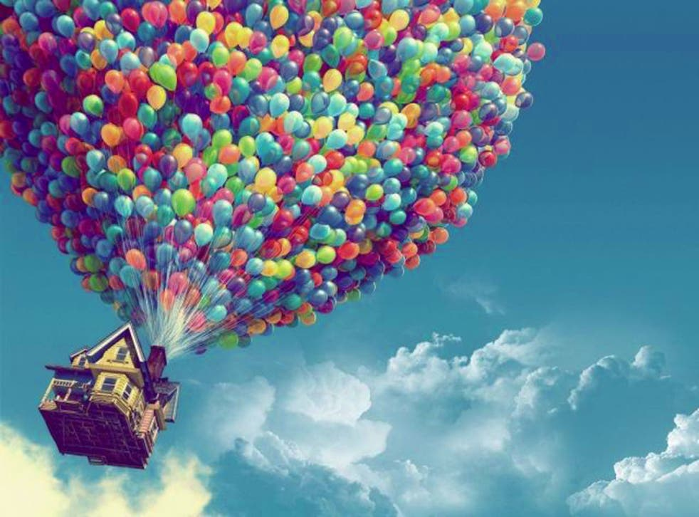 Up and away: rates will rise but your mortgage won't escape its moorings with a long-term fix