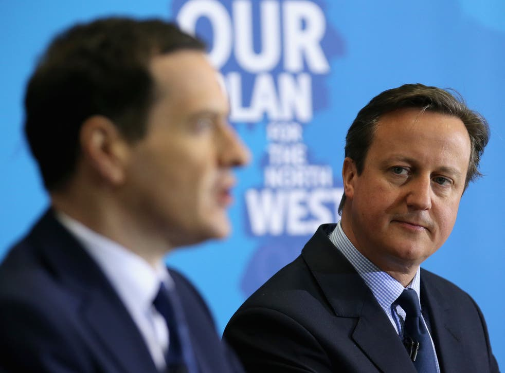 David Cameron and George Osborne have confirmed their intention to go ahead with the £12bn in welfare cuts