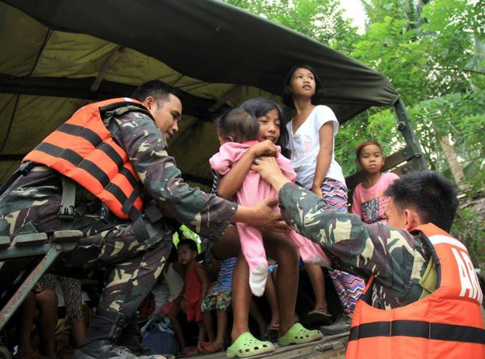 Luzon mayors are standing by to decide whether to issue further evacuations