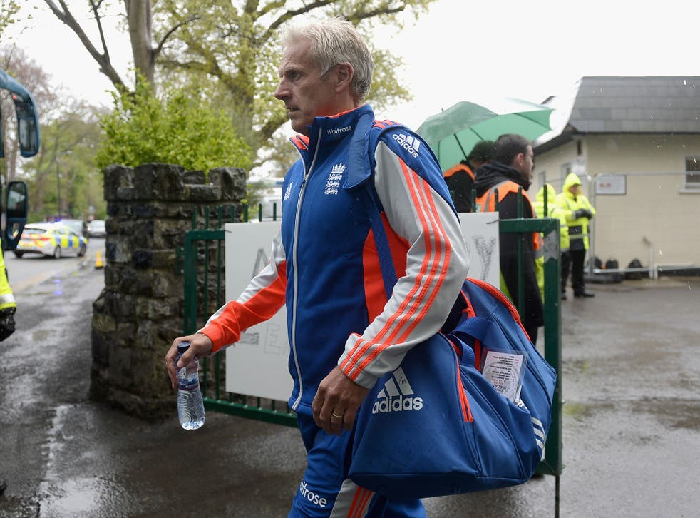 Peter Moores has been sacked as England head coach