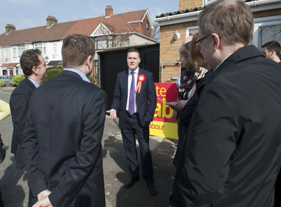 Wes Streeting new MP for Ilford grew up on a council estate