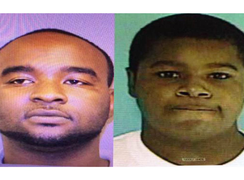Brothers Curtis Banks, 26, and Marvin Banks, 29, have been named as suspects