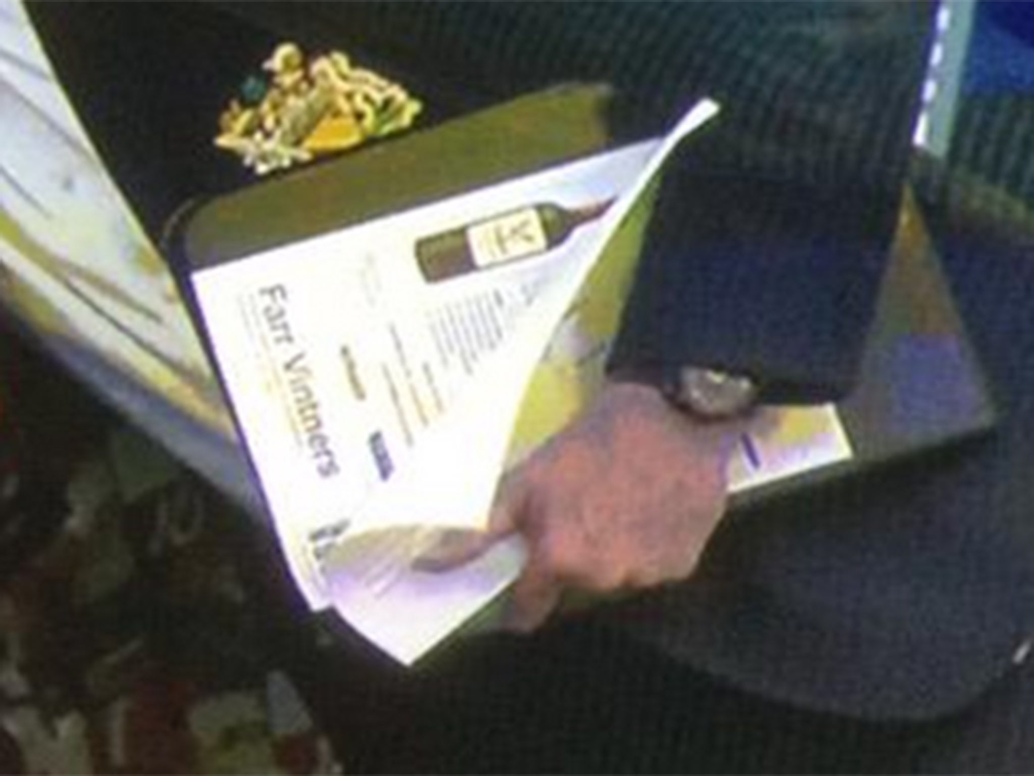 Louis Van Gaal Spotted Carrying 'wine Leaflet' Among Notes