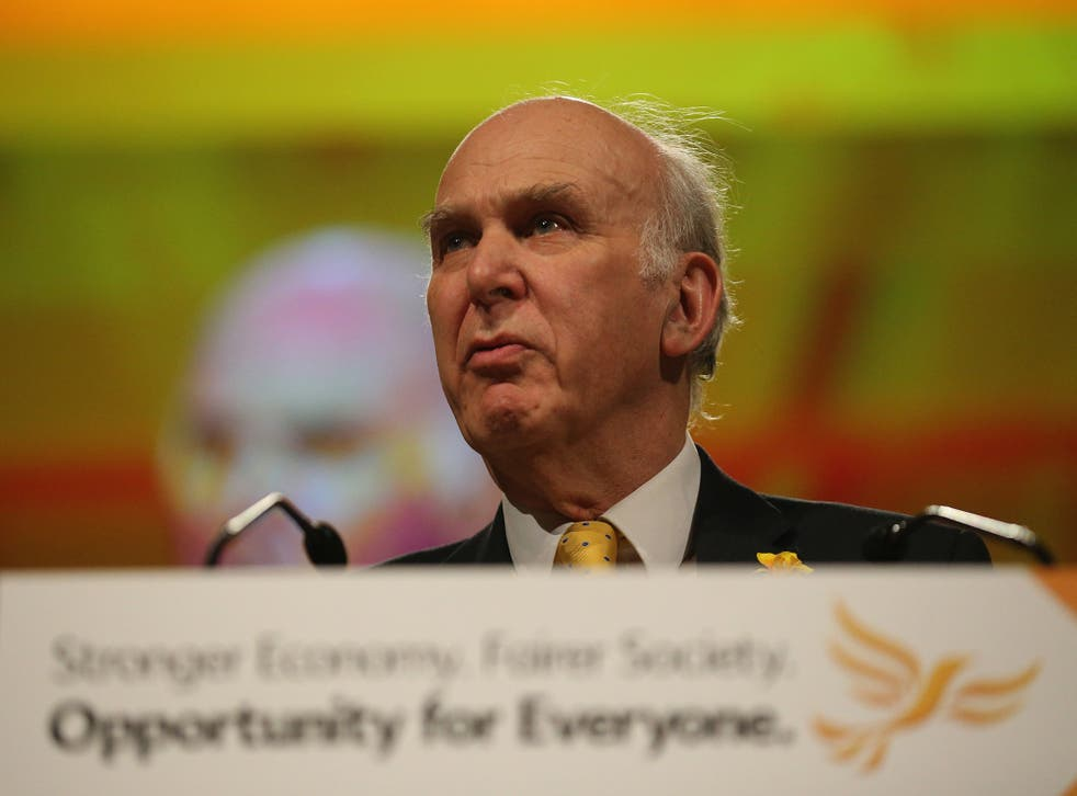Vince Cable won't be entitled to any ministerial pay off because he is too old