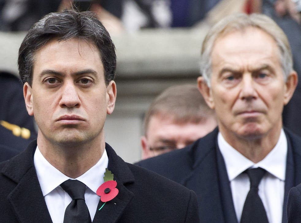 Tony Blair and his allies have blamed Labour's crushing election defeat on Ed Miliband turning his back on New Labour