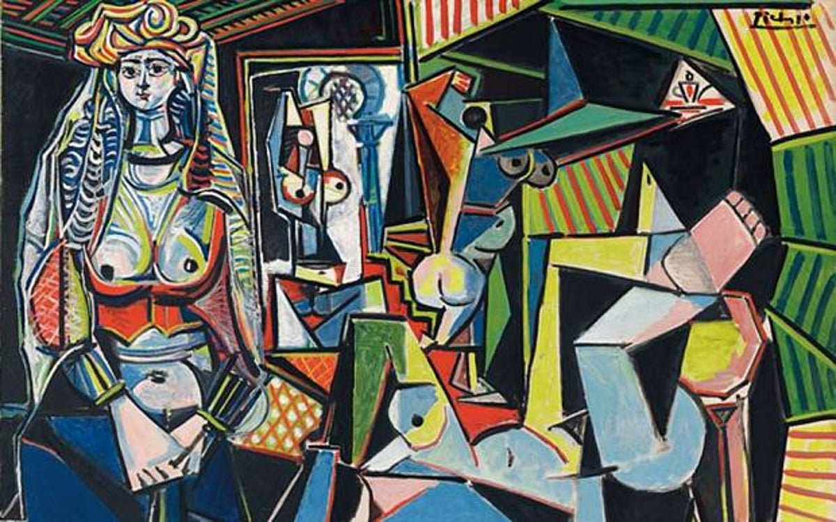 Pablo Picasso's Women of Algiers sells for $179m to set new world auction  record | The Independent | The Independent