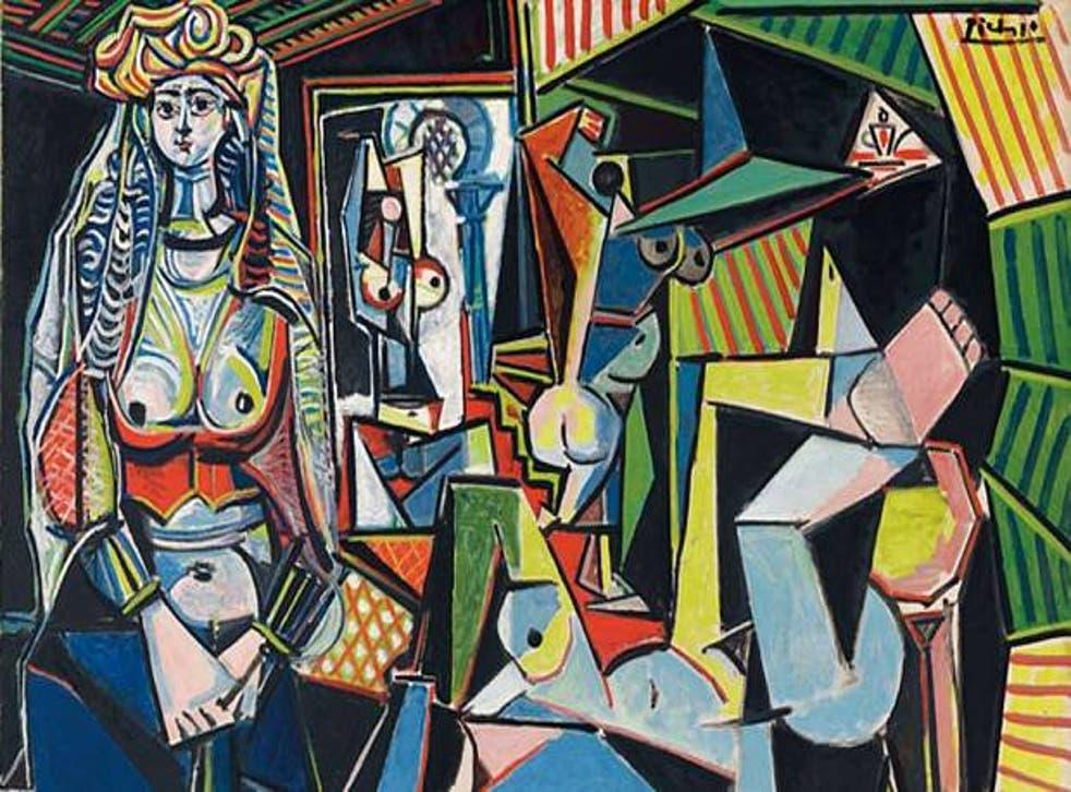 Pablo Picasso's 'Les femmes d'Alger (Version 'O')