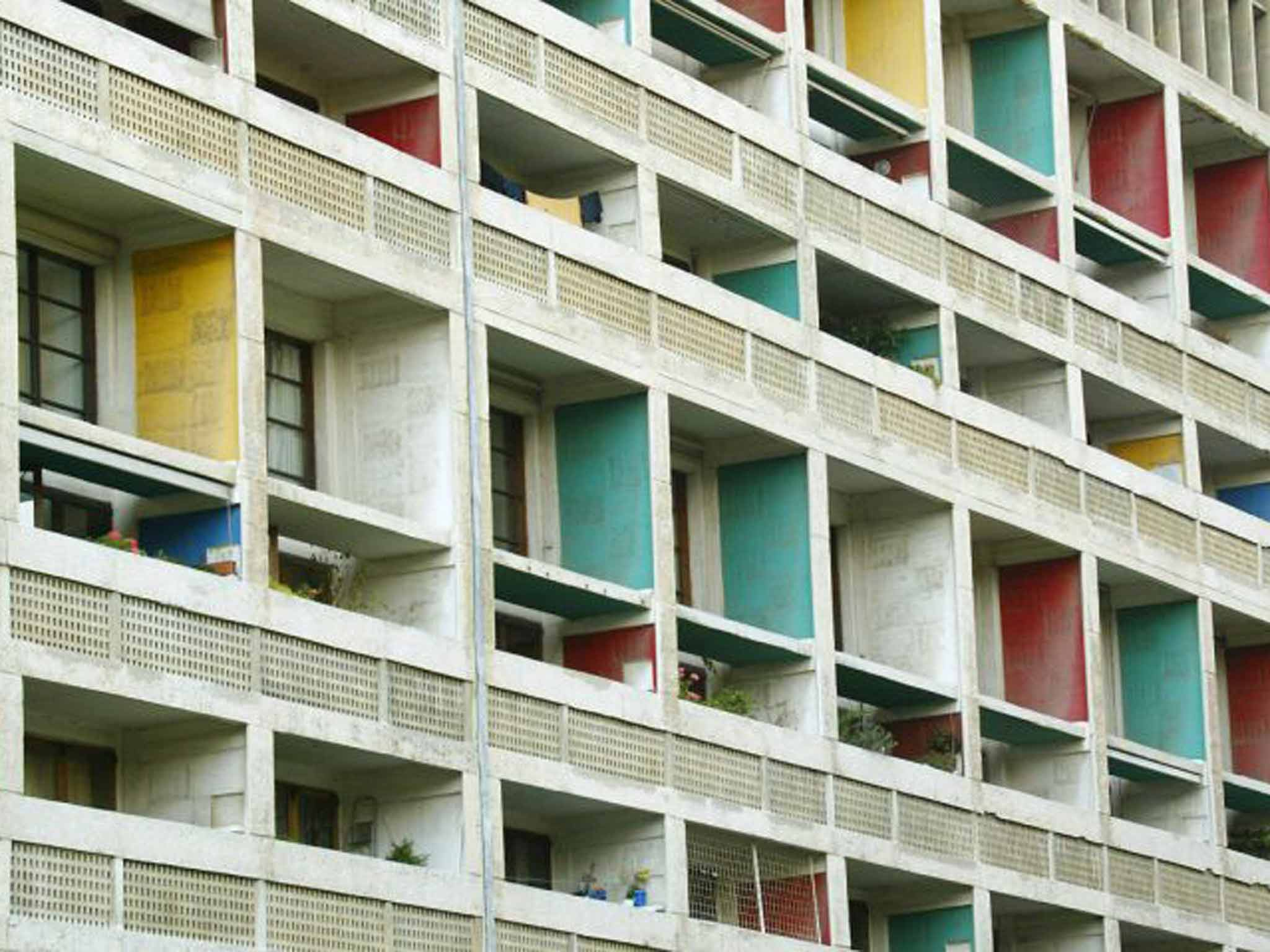 Le Corbusier Unite D Habitation le corbusier in france: on the trail of a controversial