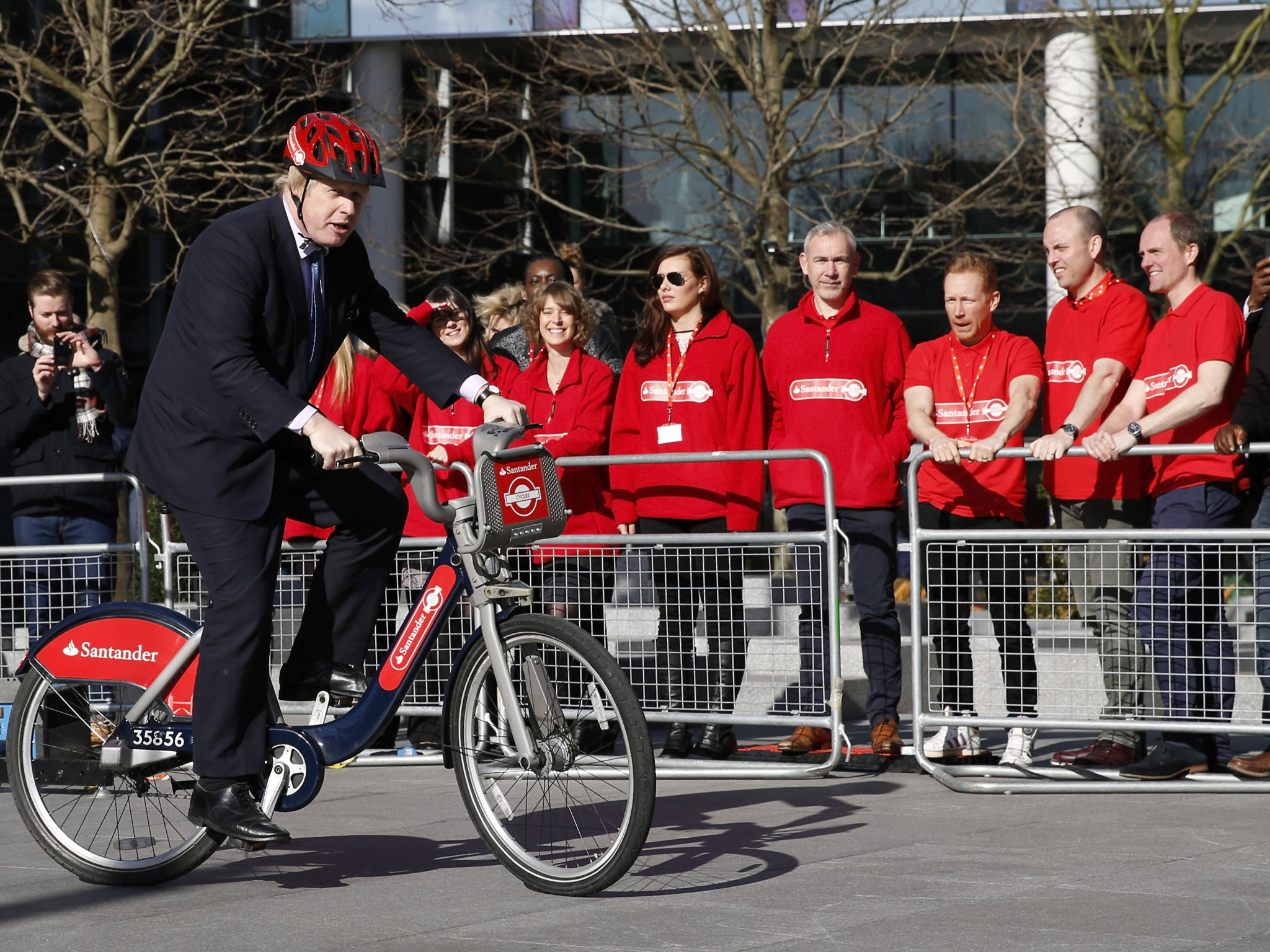 London Tube strike today: How to find your nearest Boris Bike station | The Independentindependent_brand_ident_LOGOUntitled