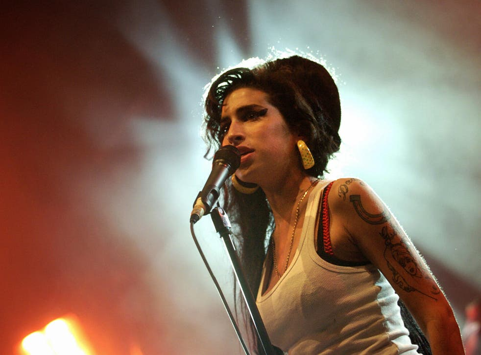 There were many, many contributory factors to Amy Winehouse going off the rails, which are explored to fine effect in 'Amy'