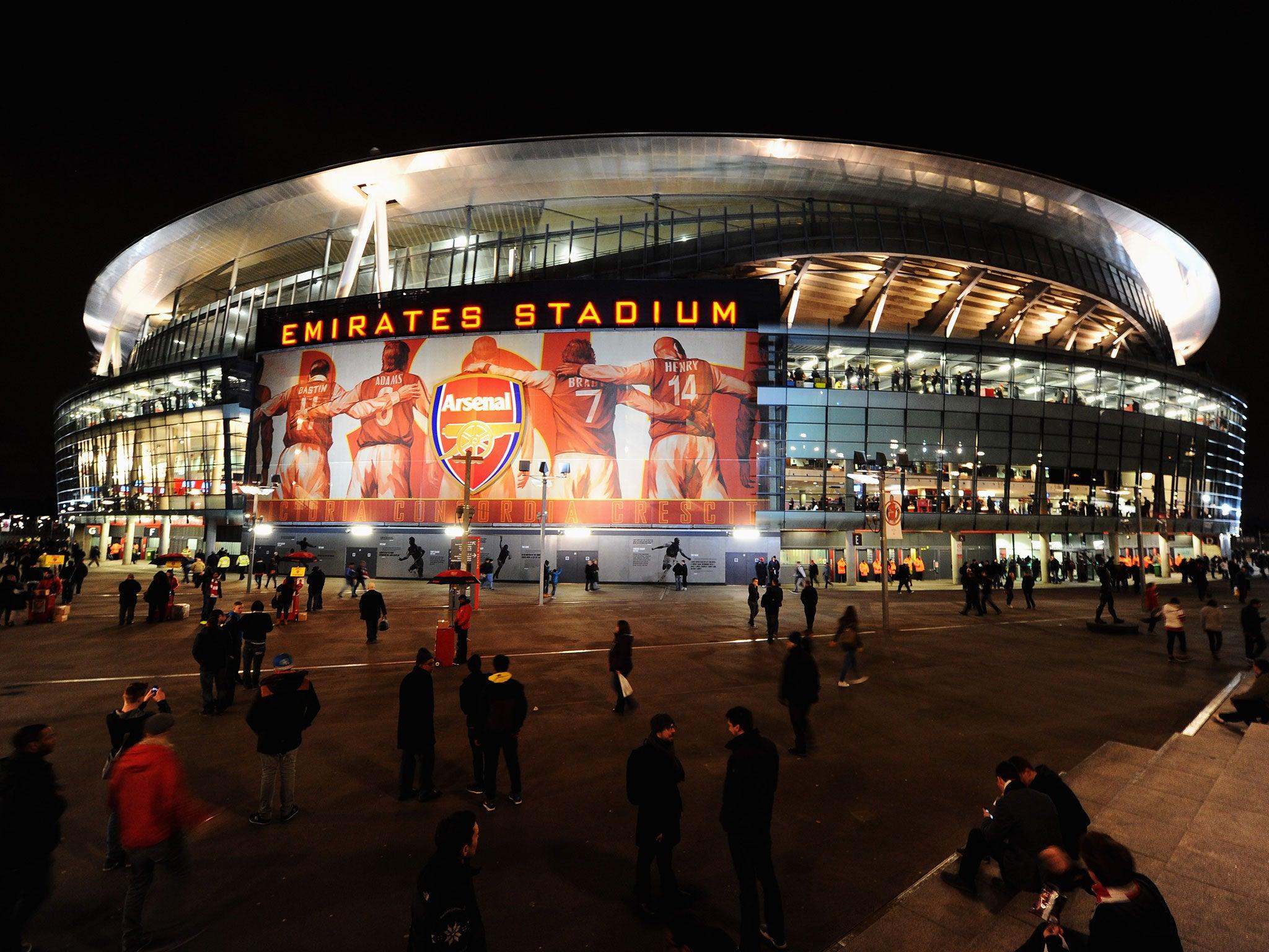 Los 10 estadios con más ingresos de Europa