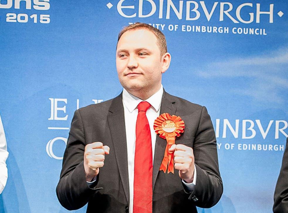 Ian Murray, MP for Edinburgh South