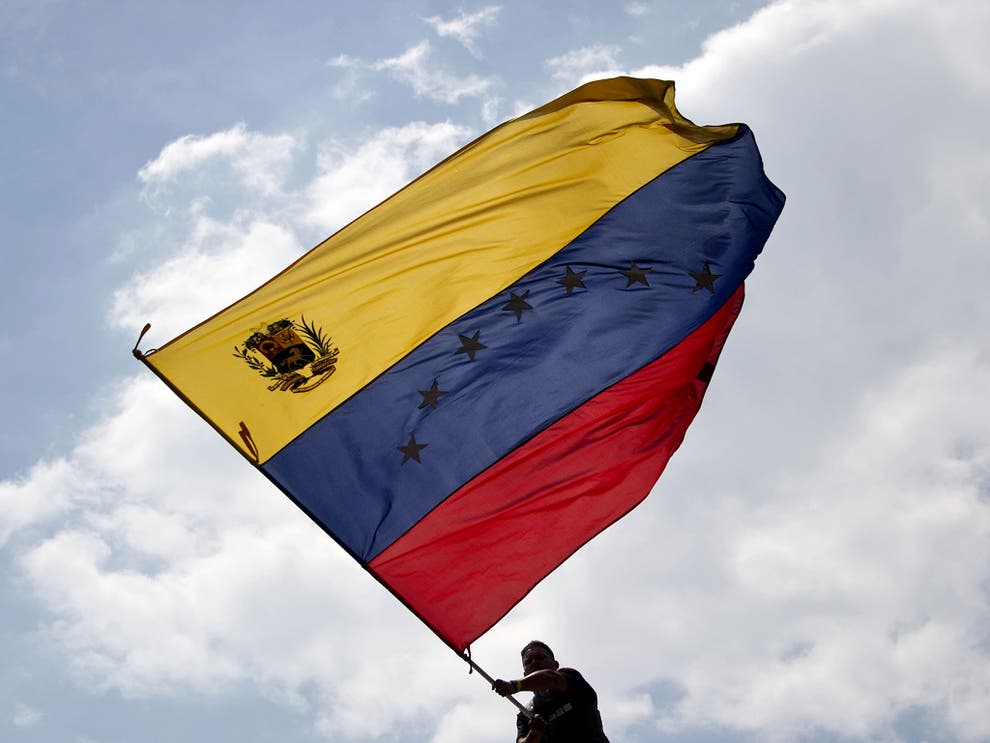 As a Venezuelan I'm celebrating the opposition's victory ...