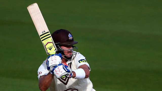 Pietersen scored a career-best 326 not out in Surrey's County Championship match against Leicestershire.