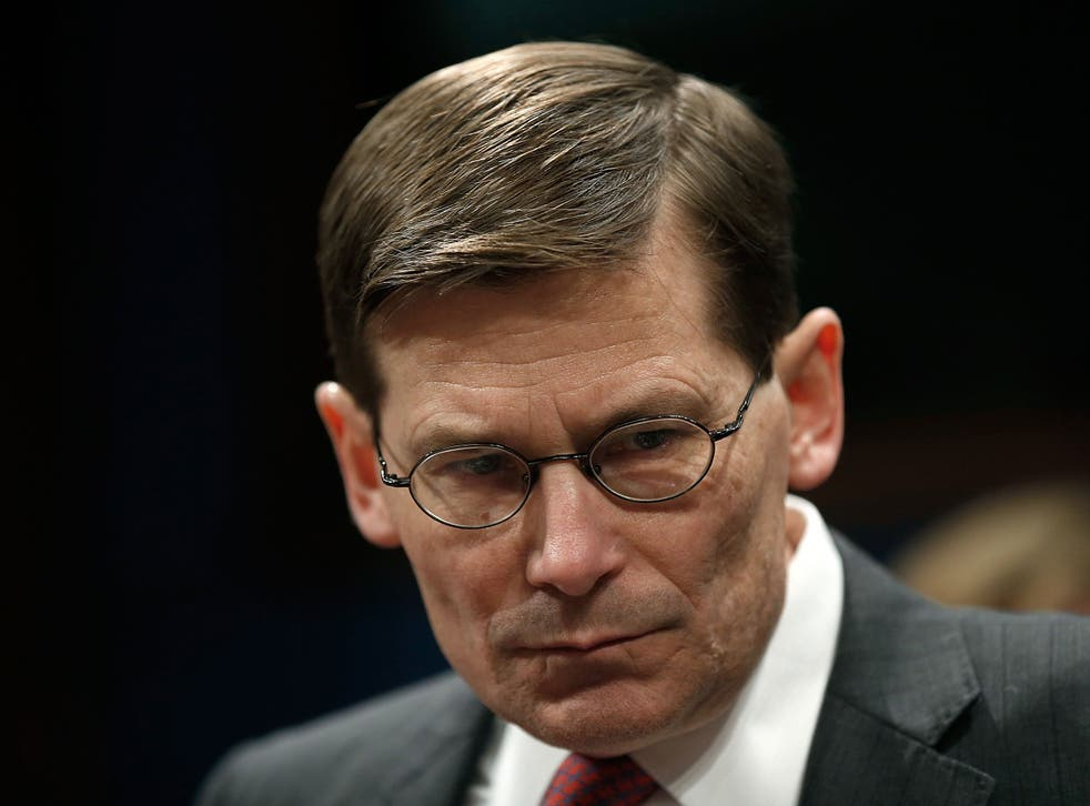 Former acting CIA Director Michael Morell
