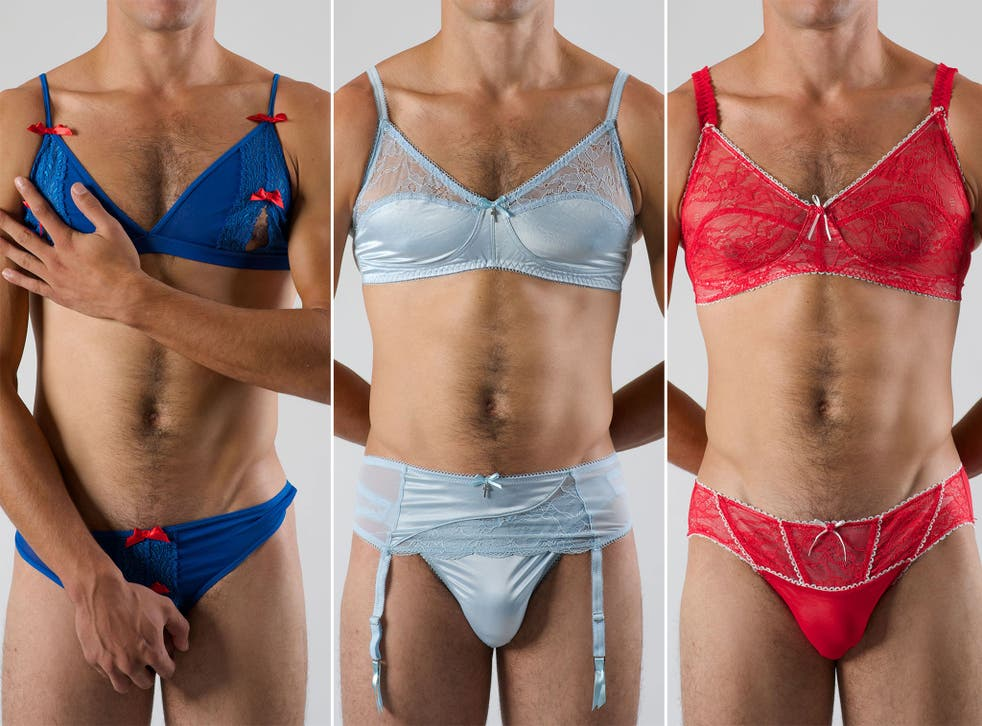 An Australian label has launched a line of sexy lingerie for men.