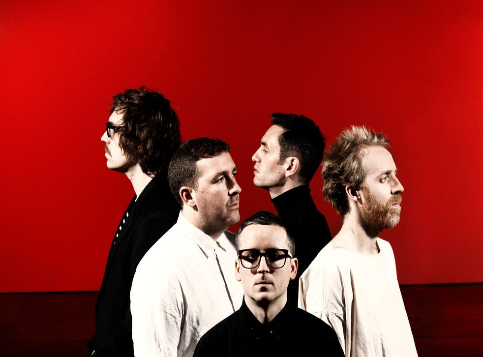 South London band Hot Chip took part in Amnesty International's Give a Home campaign, aiming to raise awareness for the plight of refugees around the world