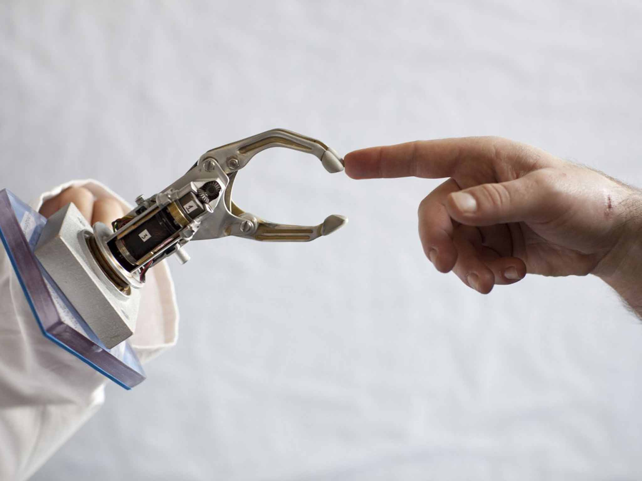 prosthetic hand technologies In this instructable i'll show you how to make tact, a low-cost, open-source prosthetic hand tact exceeds other open-source prosthetic hand models in several ways.