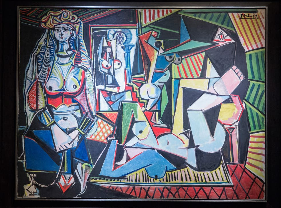 Women of Algiers (Version O) is a fine painting, but no finer than many others by Picasso